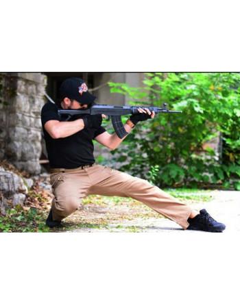 DELTA TACTICS - SHOTGUN SHELL POUCH (5PCS) BLACK
