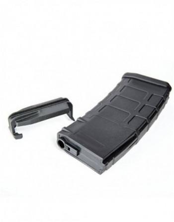Cañón externo 118mm. Serie AEG en Metal con rosca 14mm. Izquierda marca AIRSOFT PRO