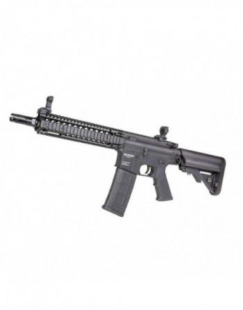 Fusil Eléctrico CM16 R8-L con MOSFET y LiPo color TAN (DST) marca G&G Armament