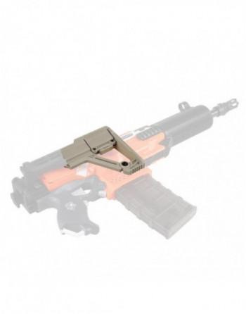 Punto Rojo Reflex 1x30x30mm. para RIS 20/22mm. marca ACM