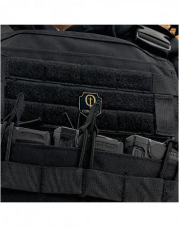 Montura RIS doble a 45º en Metal marca ELEMENT (OT0422)