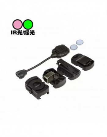 UFC - G36 TOP HANDLE SCOPE WITH RED DOT SIGHT (FDE)