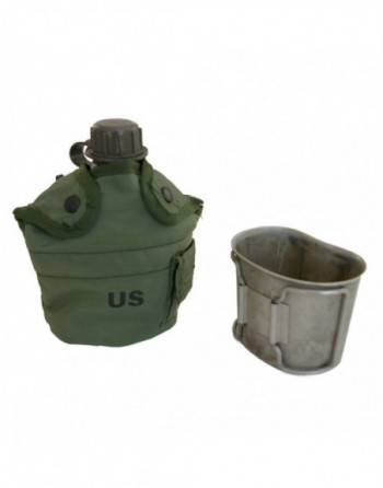ARMY GOODS - FIED CANTEEN...