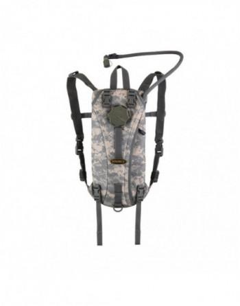 Silenciador MK23 CUSTOM 100x35x14mm. L Fluted 6 orificios color Negro