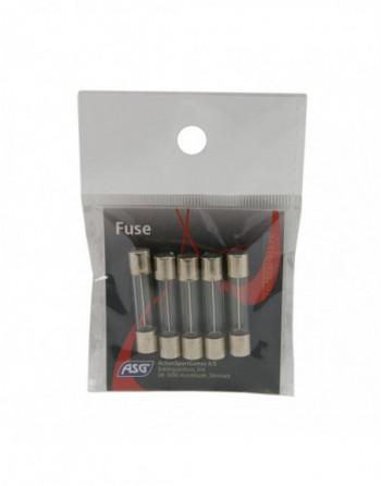 ASG - FUSE 25A SET 5PCS