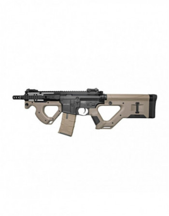 Pistola Manual SMITH&WESSON M&P40 color Tan/Negro marca CYBERGUN (320135)